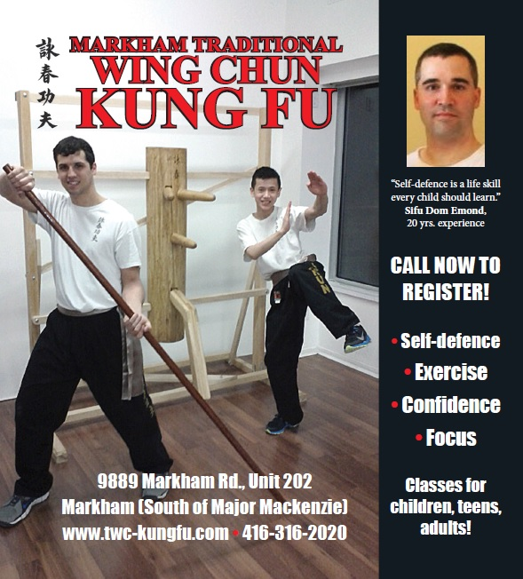 Wing chun quebec